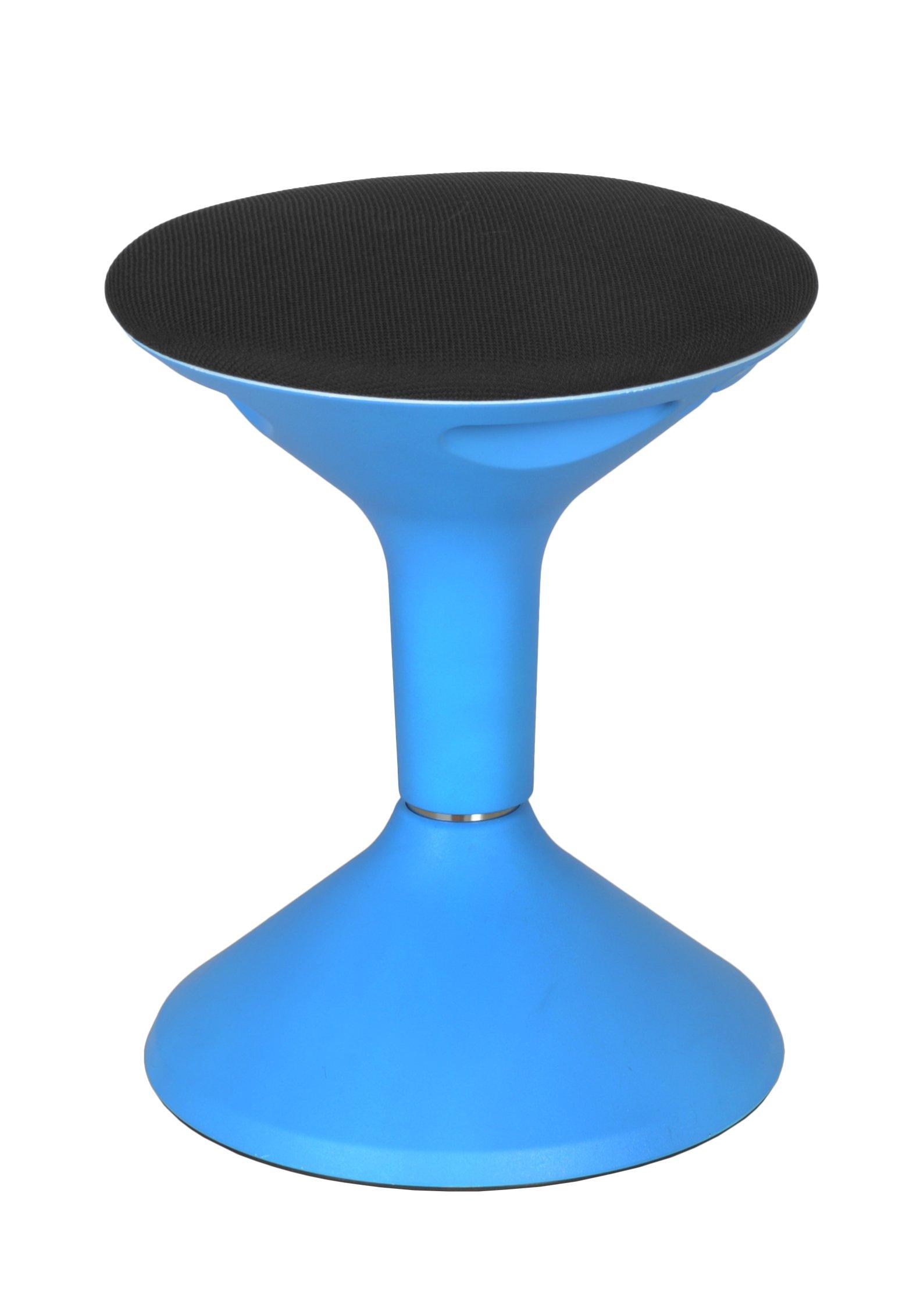 Regency 1700BE Grow Height Adjustable Stool, Blue