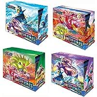 Pokemon Kaarten - Pokémon Booster Pack: Pokémon zwaard & schild booster pack, 360 stuks Darkness aflegze booster display…