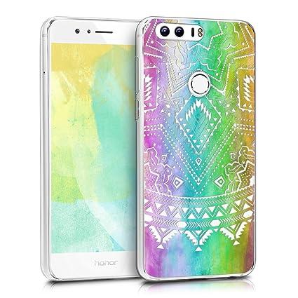 Amazon.com: kwmobile TPU Case for Huawei Honor 8 / Honor 8 ...