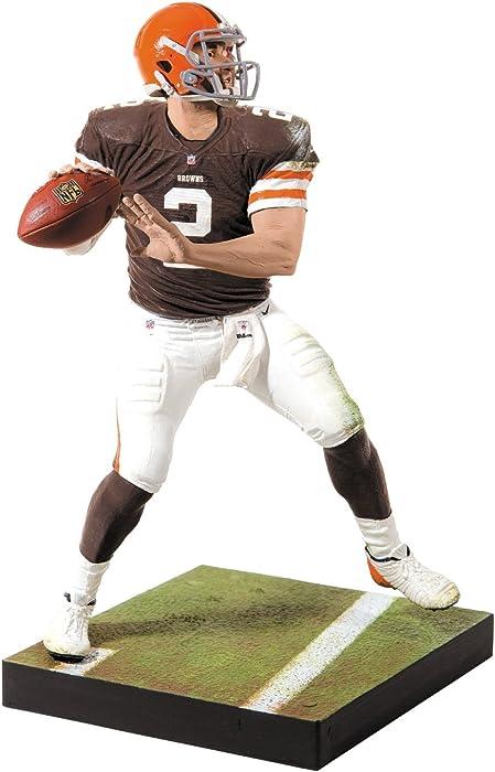 McFarlane Toys NFL Series 35 Johnny Manziel Action Figure