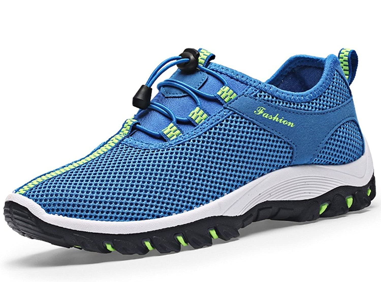 Men's Casual Outdoor Hiking Shoes Trail Running Shoes by WXDZ