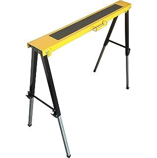 Superb Toughbuilt C550 Steel Sawhorse Portable Folding Table Saw Download Free Architecture Designs Scobabritishbridgeorg