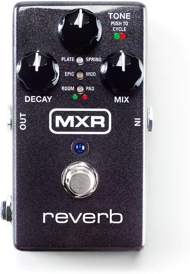 MXR Reverb Guitar Effects Pedal (M300)