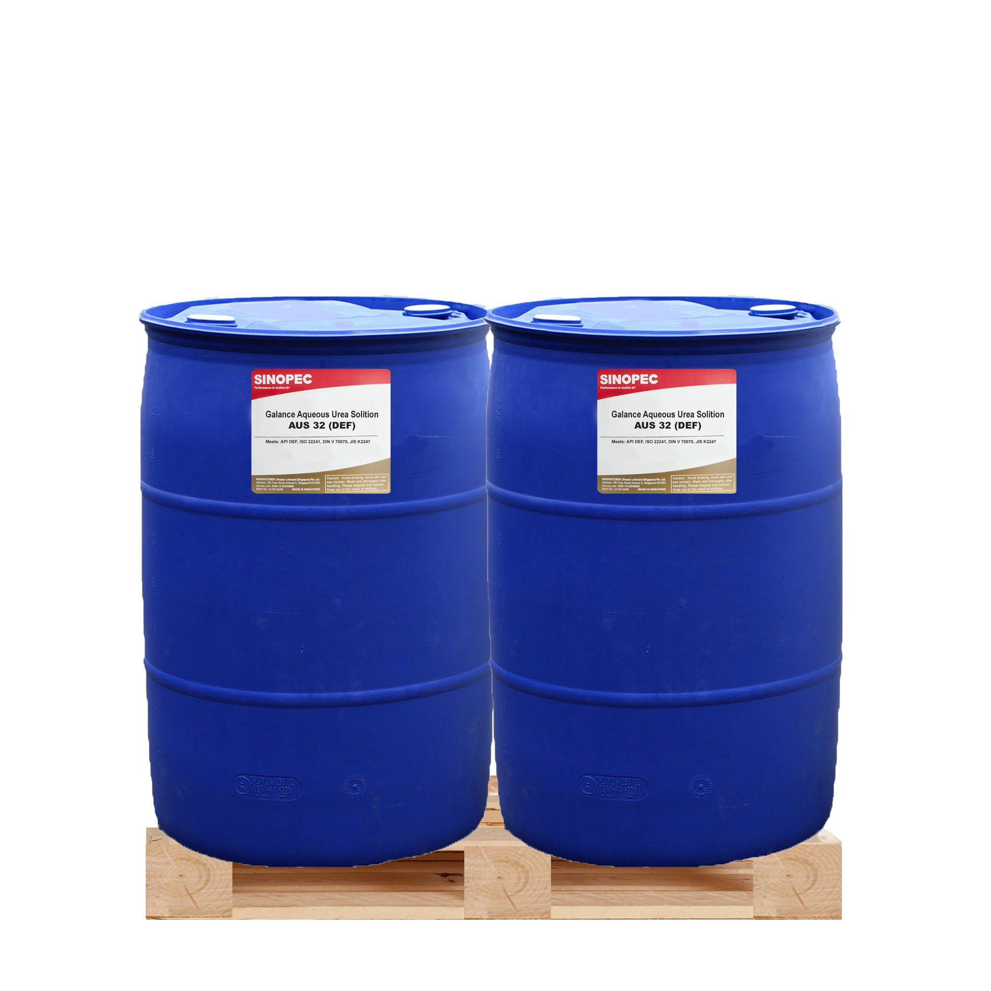 $200 EACH - DEF Diesel Exhaust Fluid - (2) 55 Gallon Drums