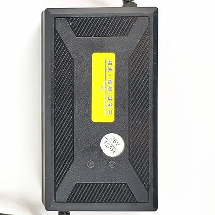 36V 1.8 Amp Cargador de batería para bicicletas eléctricas Scooters
