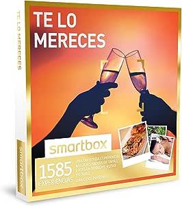 SMARTBOX - Caja Regalo - TE LO MERECES - 1585 divertidas