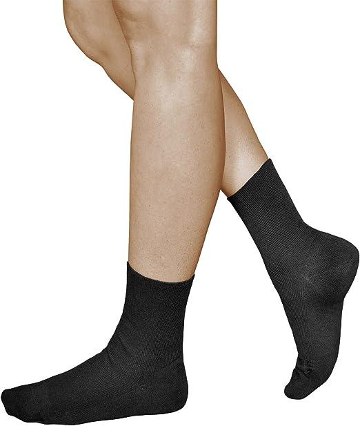 NUOVA linea uomo donna diabetica Non Elastico Gentle Grip Calzini Donna Soft Grip Footwear