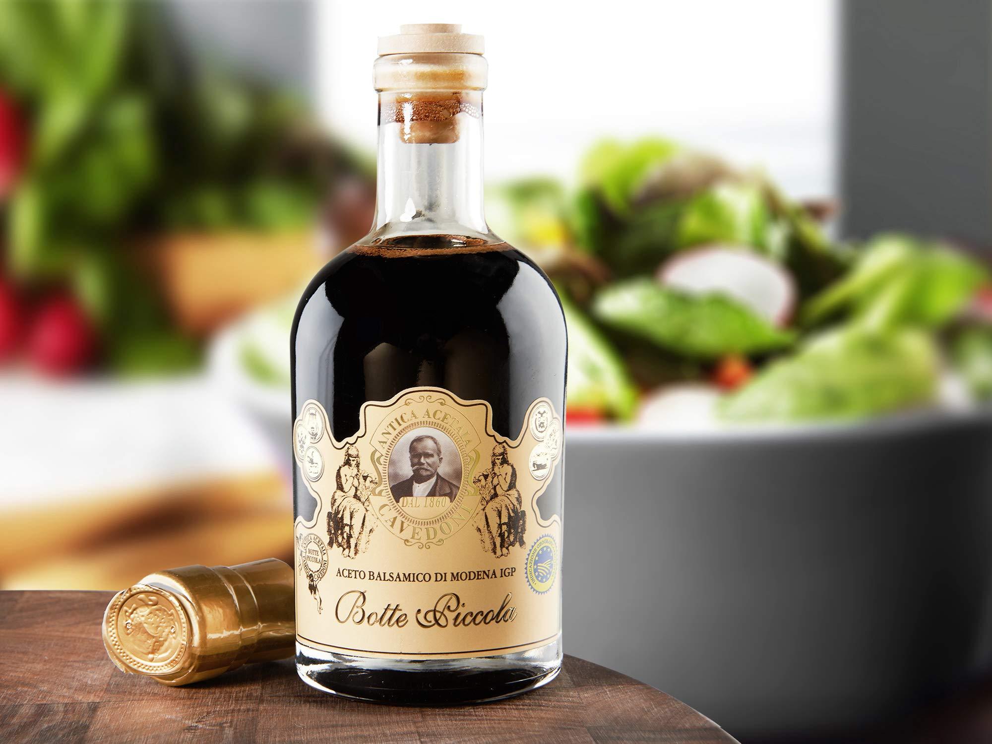 Botte Piccola Balsamic Vinegar IGP, 250ml Bottle by Cavedoni (Image #7)