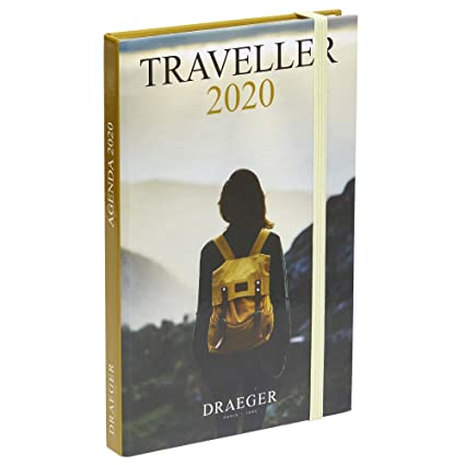 Draeger - Agenda de bolsillo Pratik Traveller 2020 - Mini ...