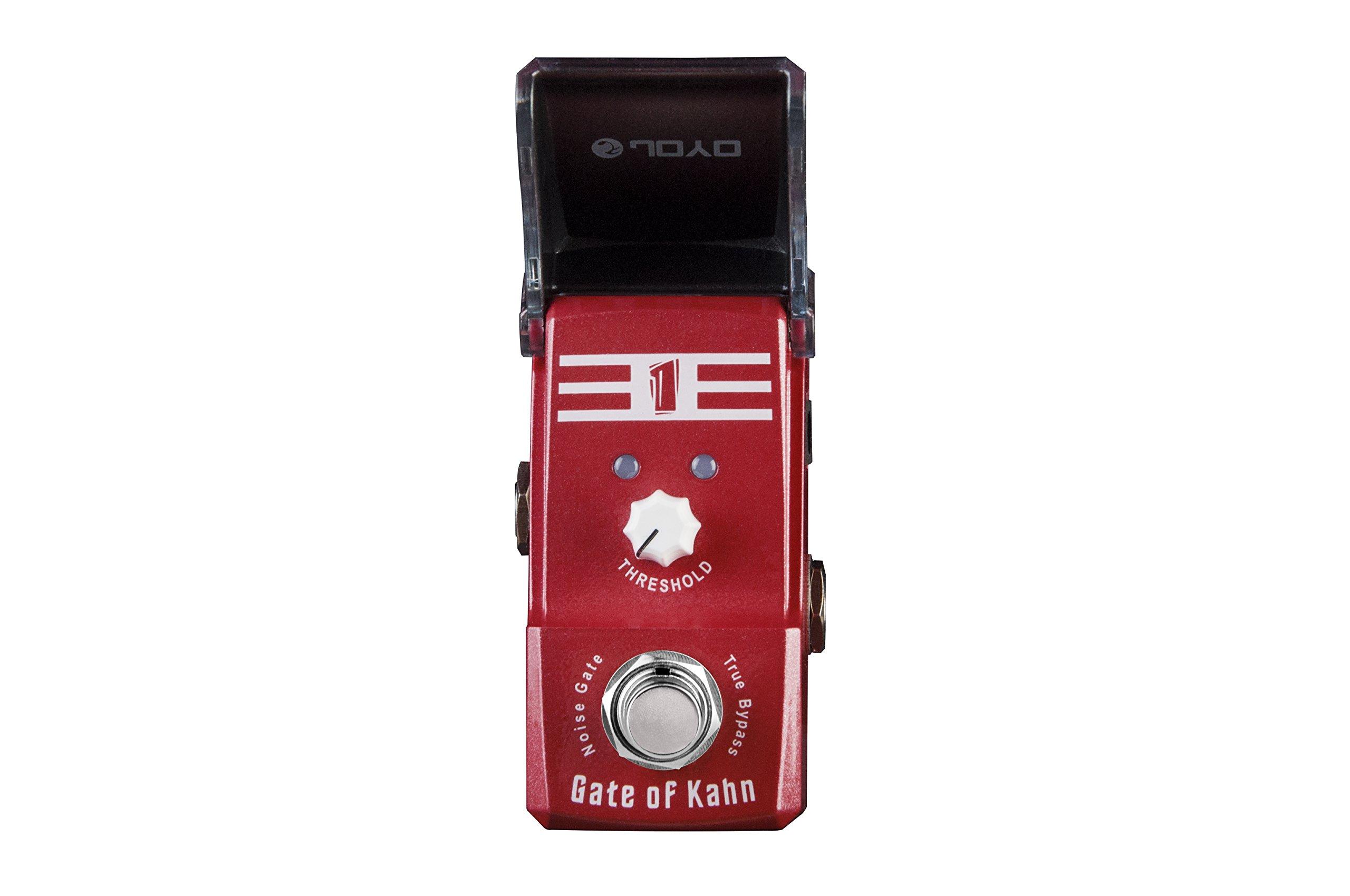 Joyo JF-324 Gate Of Kahn Noise Gate Electric Guitar Single Effect by JOYO