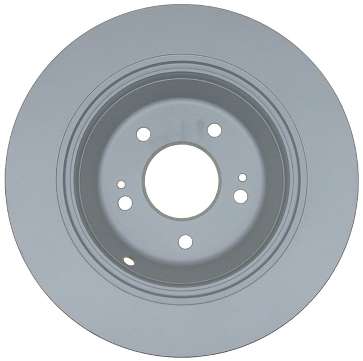 ACDelco 18A2818 Professional Rear Disc Brake Rotor