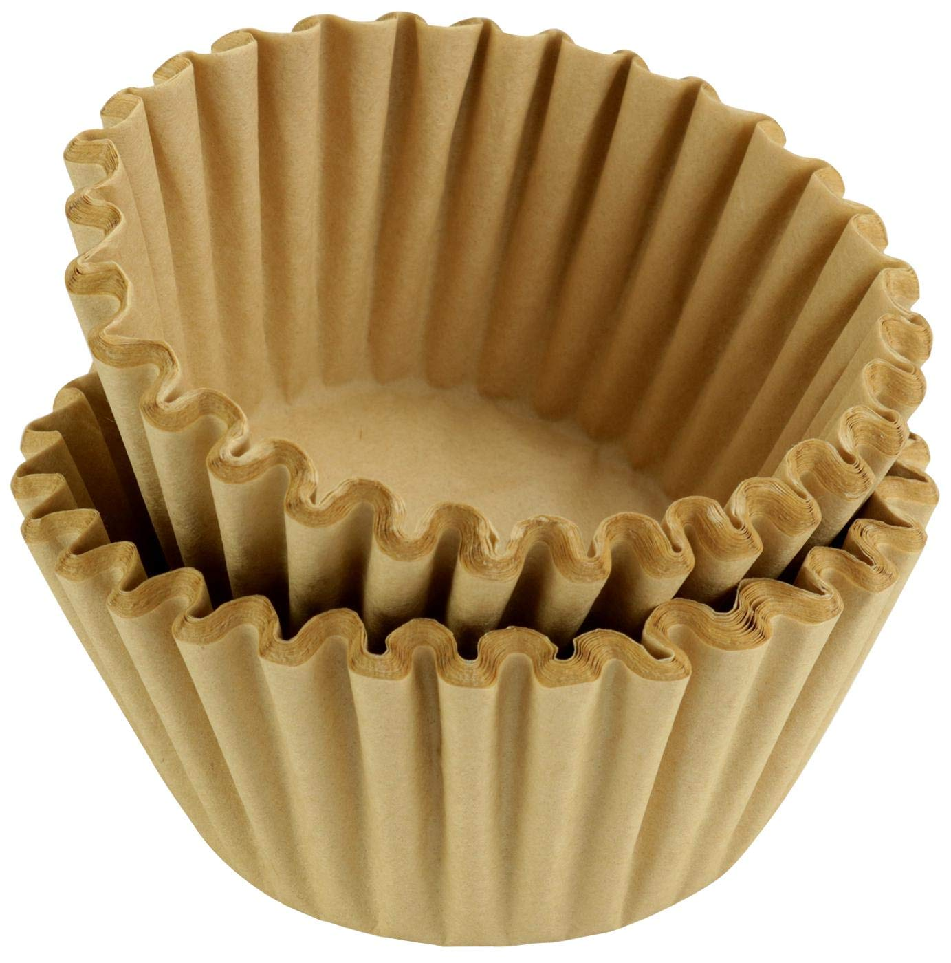 B07MLYHRQ9 8-12 Cup Basket Coffee Filters (Natural Unbleached, 500) 71QLEtICKsL