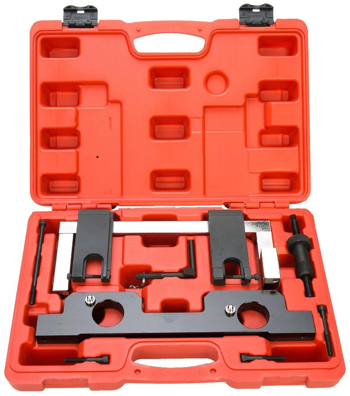 8MILELAKE Engine Alignment Locking Timing Tool Compatible for BMW N20 N26 Vanos Cam Camshaft