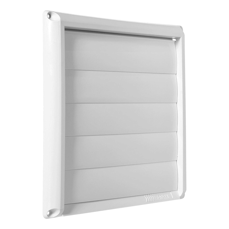 bathroom fan venting option using a low profile fan
