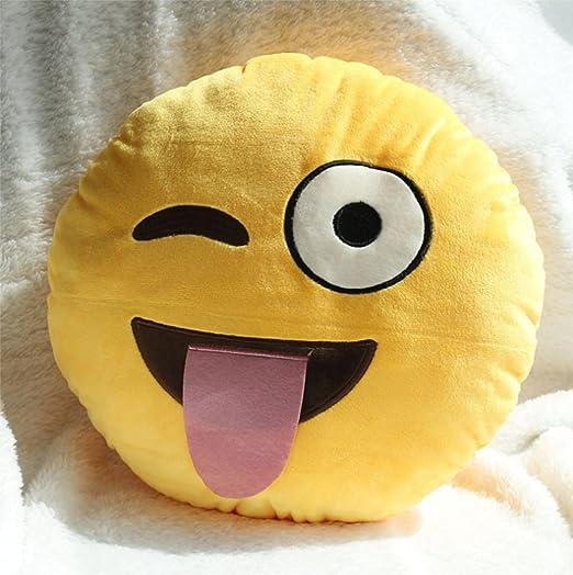 Hitaocity relleno almohada cojín Emoji caca con forma de ...