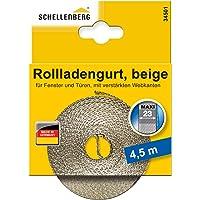 Schellenberg - Correa de persiana, color beige