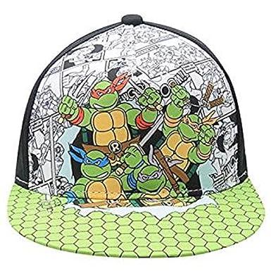 teenage mutant ninja turtles baseball hat caps cap junior stocking filler turtle