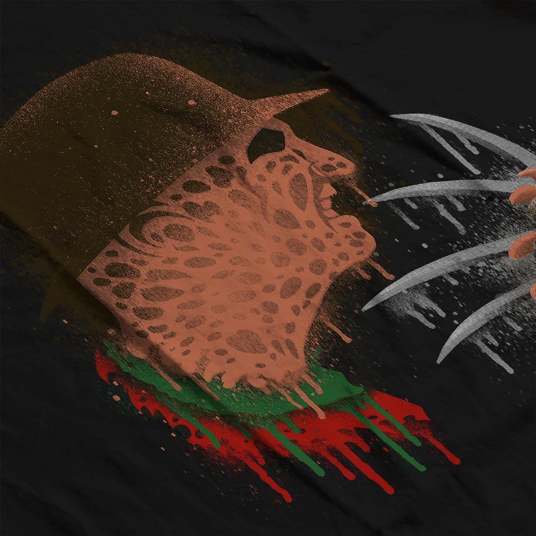 Never Sleep again Freddie Krueger Nightmare On Elm Street Men's Varsity Jacket