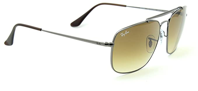 Amazon.com: Ray-Ban rb3560 004/51 Coronel hombre degradado ...