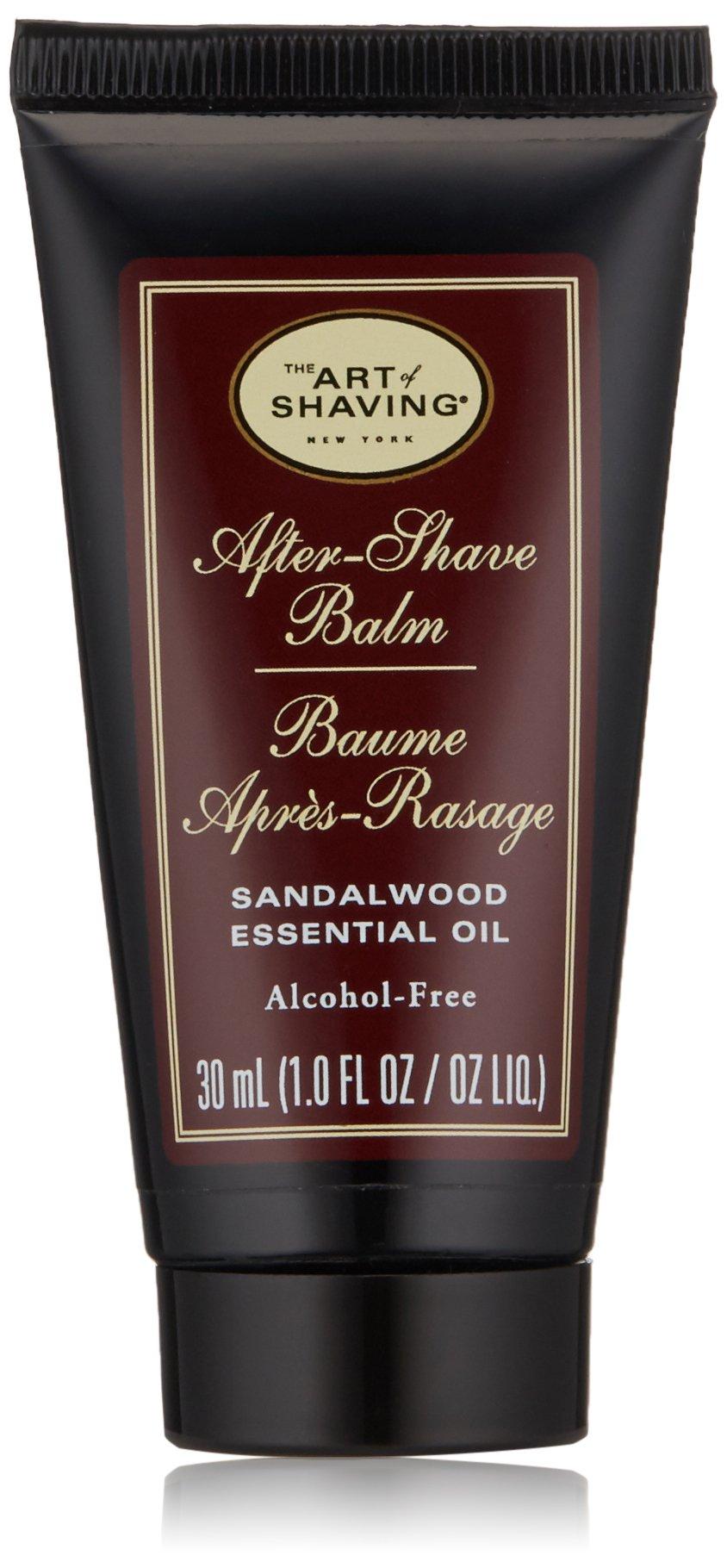 The Art of Shaving After-Shave Balm, Sandalwood, 1 oz