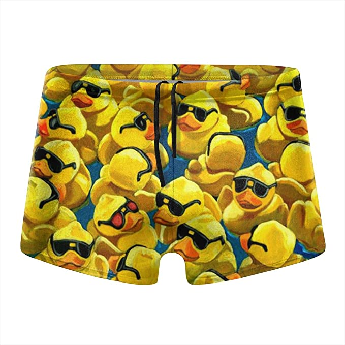 Amazon.com: Goma Duck Cool gafas de sol para hombre nadar ...