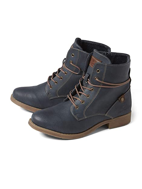 06ec4560d984a8 TOM TAILOR Schuhe Schnürstiefelette  Amazon.de  Schuhe   Handtaschen