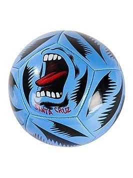 Balón de Futbol Screaming Football blue: Santa Cruz: Amazon.es ...