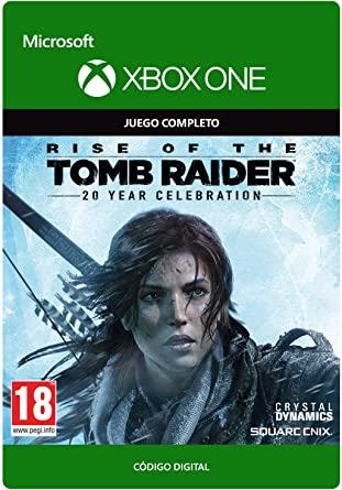 Rise of the Tomb Raider: 20 Year Celebration | Xbox One - Código ...