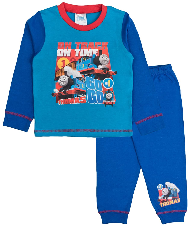 Thomas The Tank Engine Trains - Conjunto de pijamas para niños (2 ...