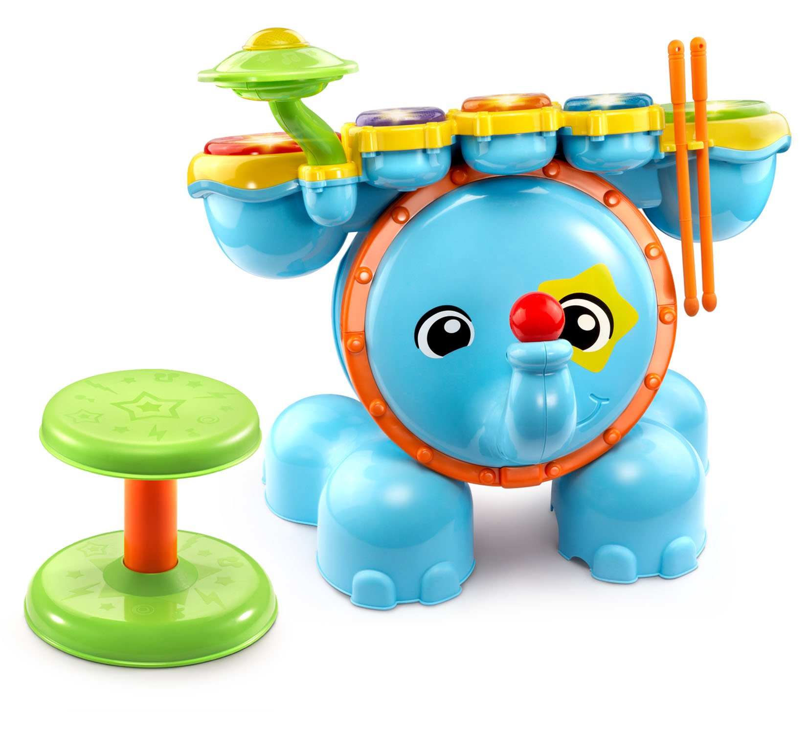 VTech Zoo Jamz Stompin' Fun Drums by VTech