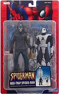 Spider-Man Web-Trap Figure with Web-Trap Accessory