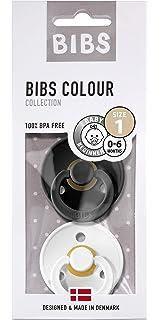 Bibs BPA bebé de goma natural Chupete | Hecho en Dinamarca 2 ...