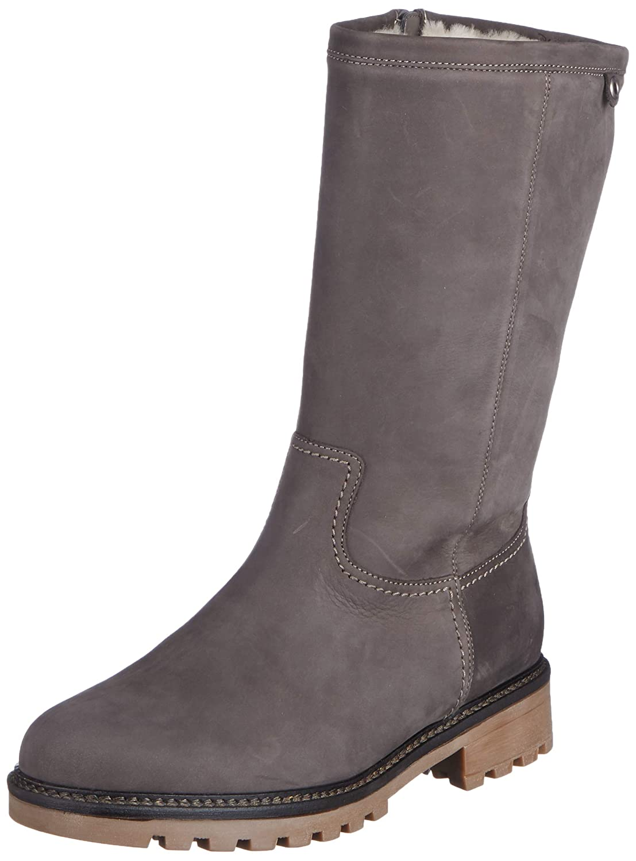 gris (Anthrazit 99) Gabor zapatos Gabor Fashion, botas Altas para mujer