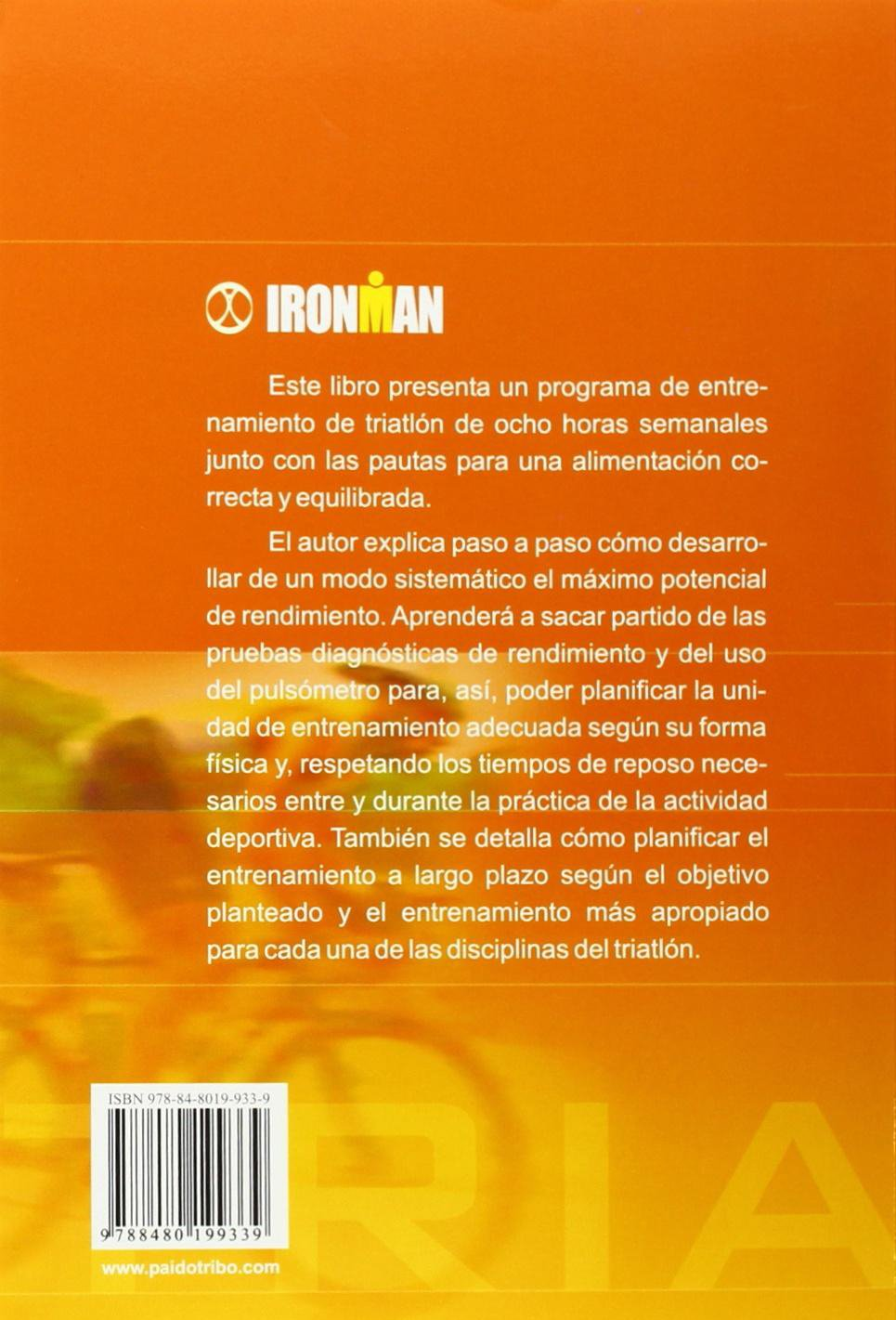 Ironman (Spanish Edition): Pertersen, Ole: 9788480199339: Amazon.com ...