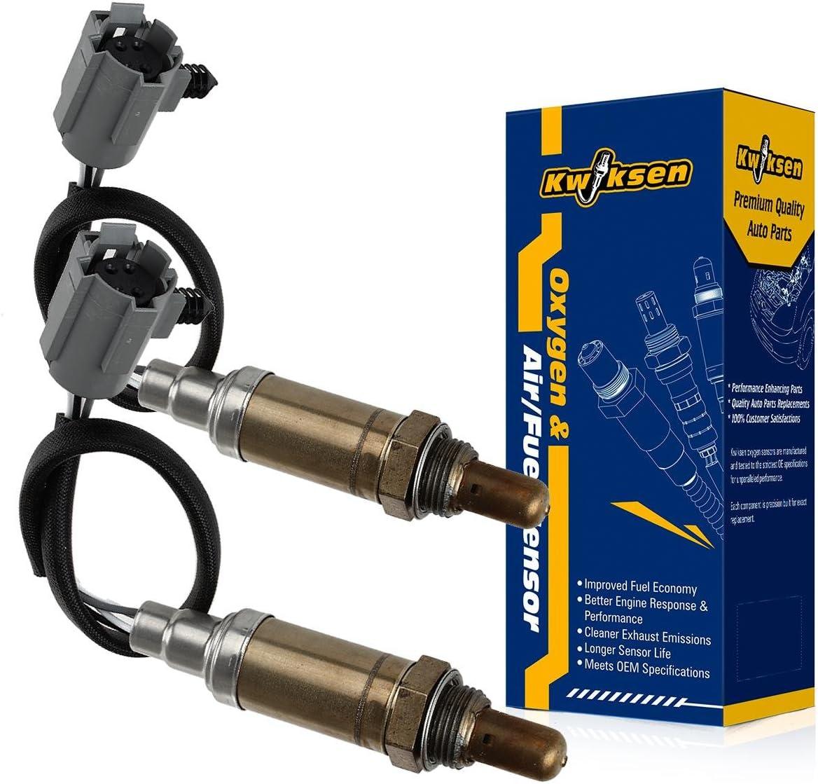 2x Upstream /&Downstream O2 Oxygen Sensor for 97-99 Dodge Ram 1500 2500 3500 5.2L