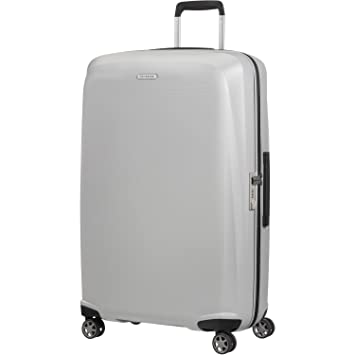 Samsonite Starfire Spinner 75/28 Maleta, 87 litros, Color Plateado: Amazon.es: Equipaje