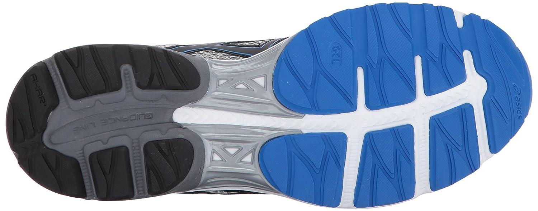 ASICS Men's Gel-Flux 4 Running-schuhe, Glacier grau 7 schwarz Directoire Blau, 7 grau Medium US 8b7f0d