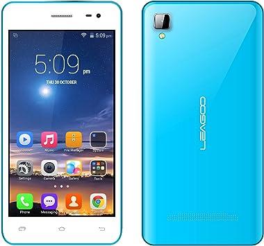 EasySMX Mejor Teléfono Móvil-Smartphone Android 5,1 Dibujo Figo Extra Fina: Amazon.es: Electrónica
