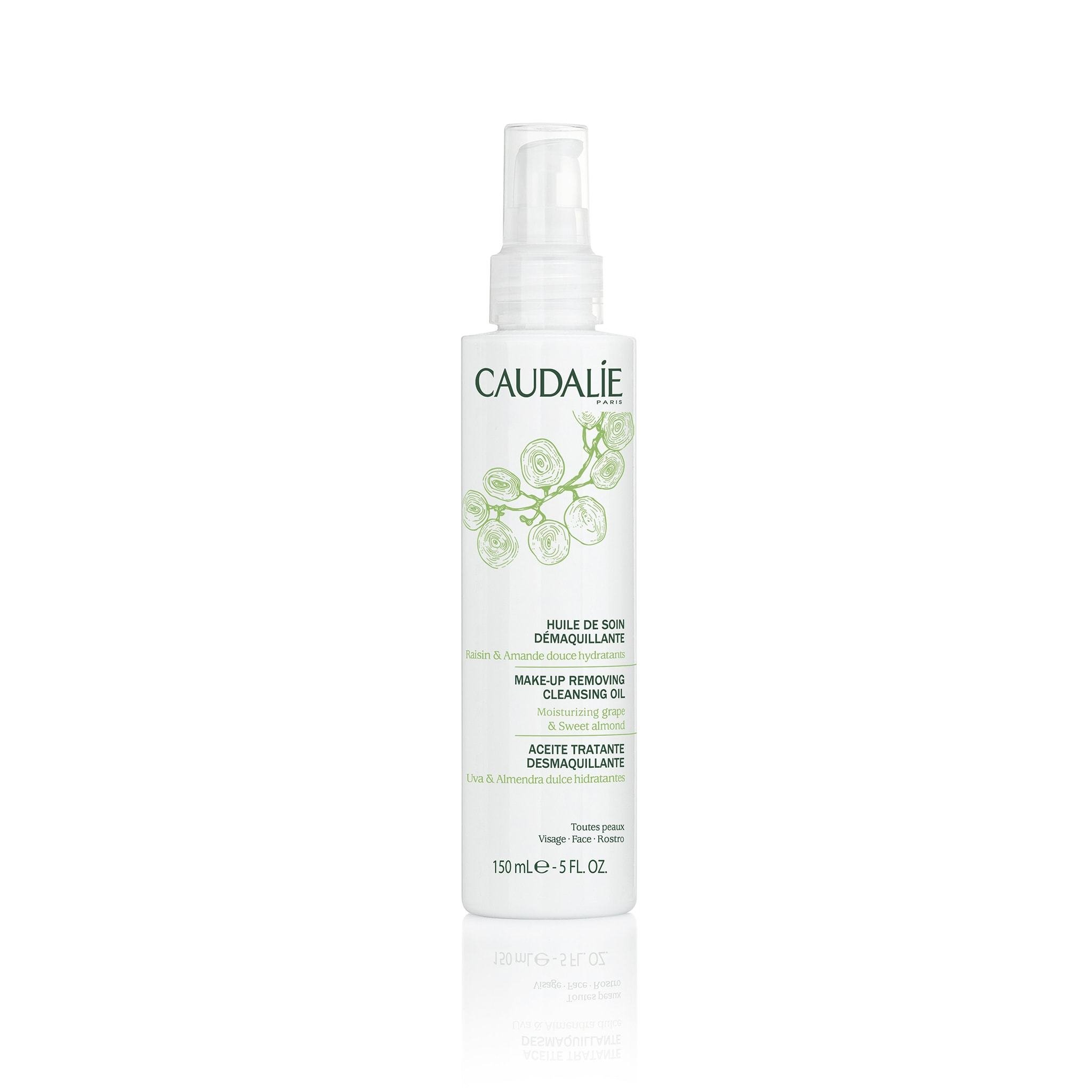 Caudalie Make Up Removing By Caudalie for Women - 5 Oz Cleansing Oil, 5 Oz