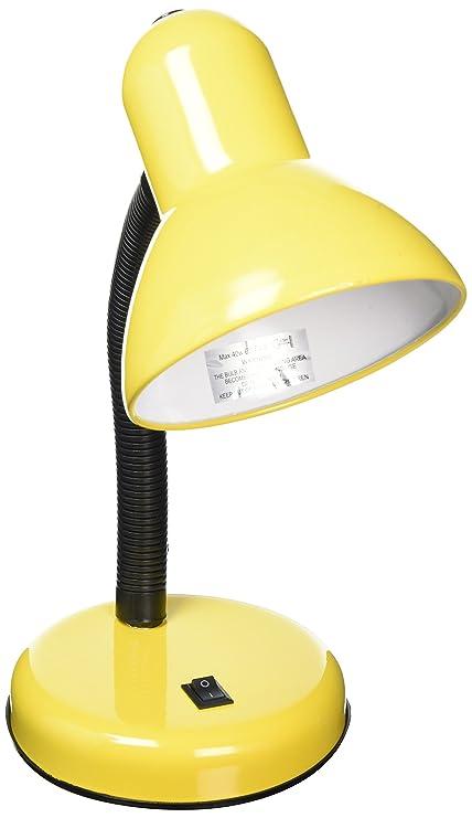 White Lloytron L958WH Desk Lamp