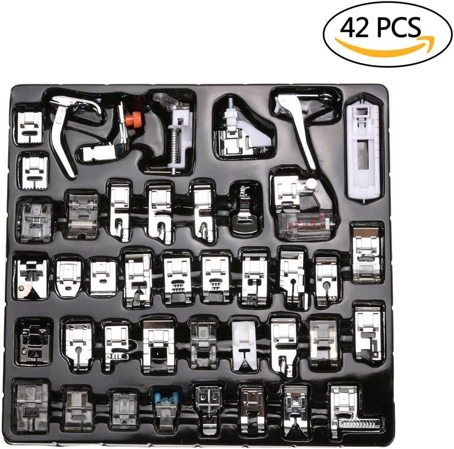 Kit 42 pies Máquina para coser perfecto accesorios Patchwork ...