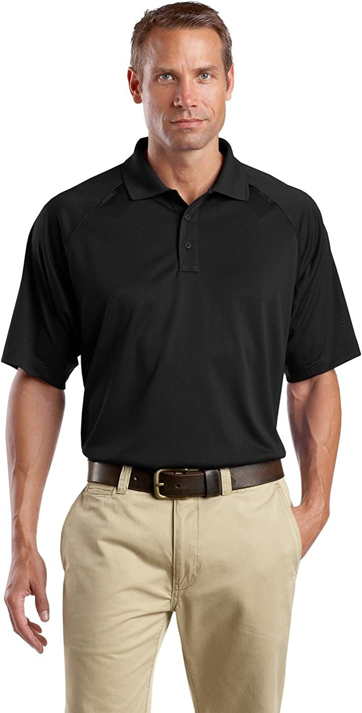 Cornerstone Mens Tall Select Snag Proof Tactical Polo