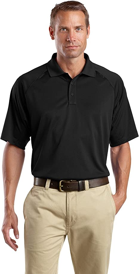 CornerStone Mens Tall Select Snag-Proof Polo