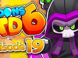 Amazon com: Watch Clip: Bloons TD 6 Gameplay - Zebra Gamer