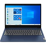 """2021 Powerful Lenovo IdeaPad 15.6"""" HD Touch Screen with 180-Degree Hinge Laptop 10th Gen Intel Core i3-10110U up to 4.10GHz,"""