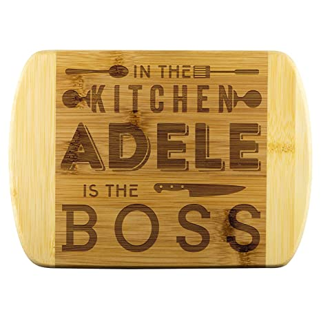 Amazoncom Gift Ideas For Mom In The Kitchen Adele Is The Boss