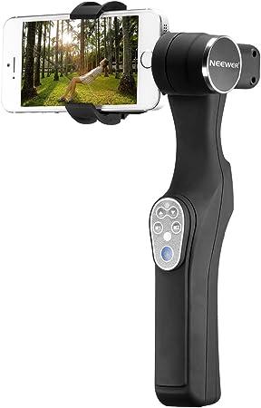 Neewer®2-Eje de mano Smartphone Estabilizador sin cepillo de mano ...