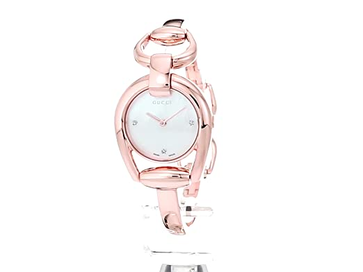 04b7a538be3 Gucci Horsebit YA139508  Amazon.co.uk  Watches