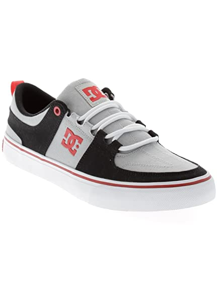 Zapatillas DC Shoes: Linx Vulc TX GR/RD/BK 8.5 USA / 41 EUR: Amazon.es: Zapatos y complementos