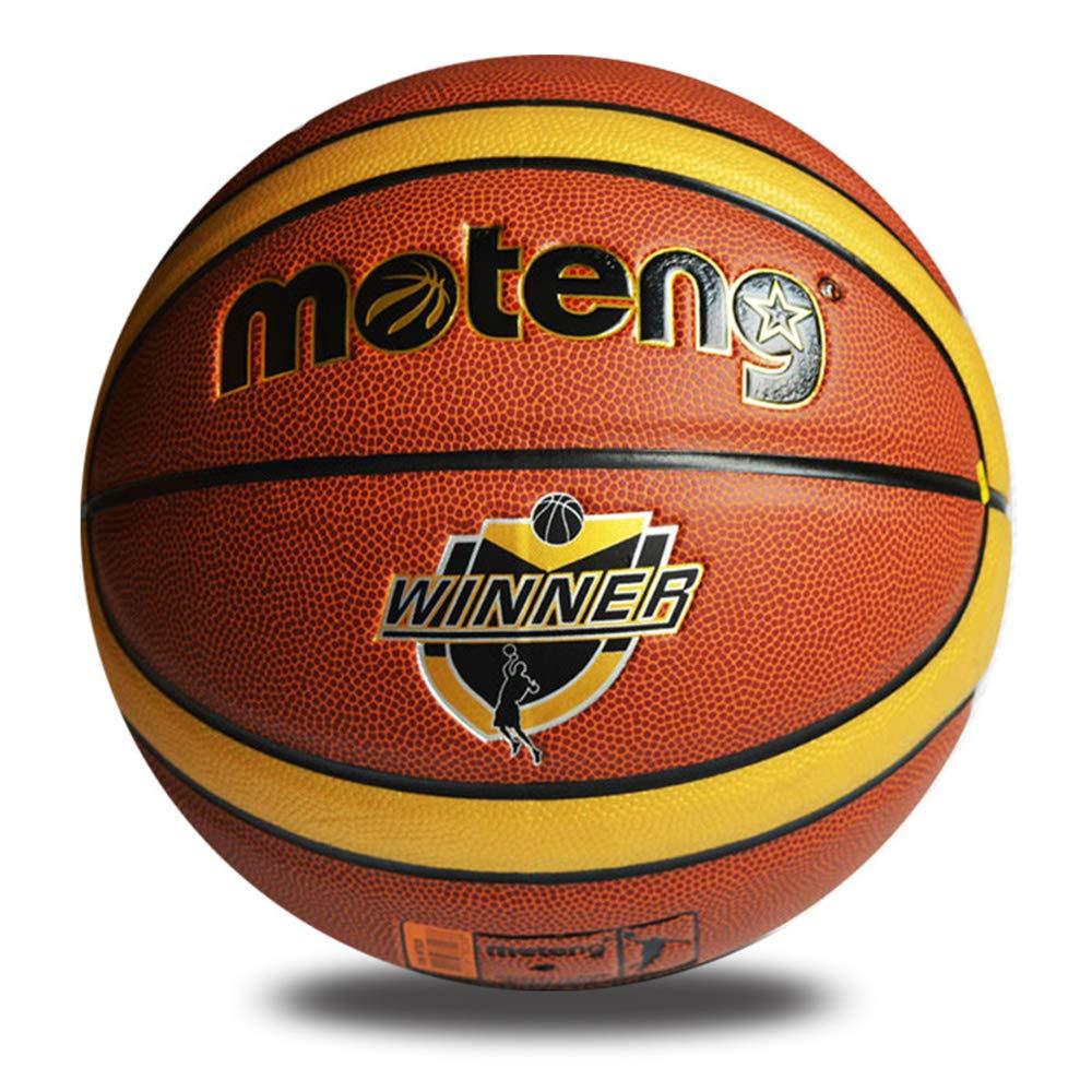 Basket-Ball de Ciment de Basket-Ball d'étudiant de dérapage de Jeune de 7 Adultes en Plein air de Basket-Ball de Basket-Ball BS-Basket-4